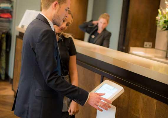 Insightful, actionable employee feedback - ViewPoint kiosks