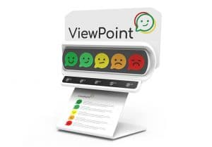 ViewPoint Wave - Touchless - Counter