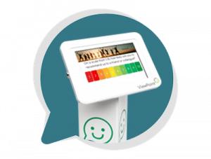 Would you recommend us survey on real time feedback kiosk